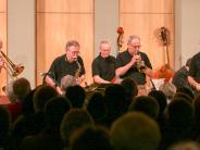 Konzert: Urgesteine feiern ein Urgestein