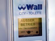 Ulm: Hier kann, wer in Ulm auf die Toilette muss