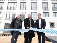 Neu-Ulm: Mehr bezahlbarer Wohnraum: Ein Schnitt in die richtige Richtung