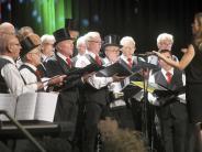 Weißenhorn: Männerchor Liederkranz singt vor großem Publikum