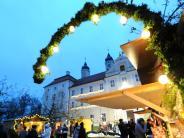 Roggenburg: Buden und Besinnlichkeit locken ans Kloster