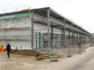 Senden: Iller-Center: Eröffnung unter Zeitdruck