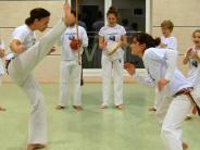 Kampfkunst: Professor Jerry bittet zum Kreis