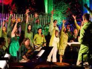 Konzert: Gartenparty im Dezember