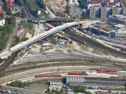 Ulm: Auf neuer Strecke zum alten Bahnhof