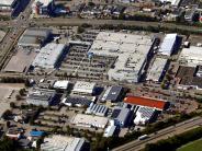 Bau: Schranken für das Einkaufsviertel
