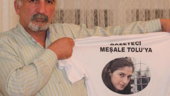 Prozess gegen deutsche Journalistin Mesale Tolu in Istanbul wird fortgesetzt