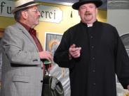 Holzheim: Er steht seit 50 Jahren auf der Theaterbühne