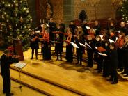 : Cantus Novus frohlockt in St. Georg