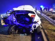 Ulm / Neu-Ulm: Polizei: Mann begeht Fahrerflucht und verursacht tödlichen Unfall