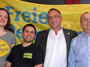 """Landtagswahl: Ein """"weltbereister"""" Kandidat"""