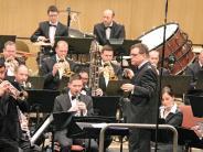 Neu-Ulm: Blasmusiker mitRang und Namen kommenins Edwin-Scharff-Haus