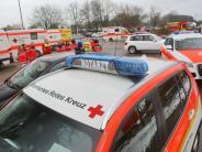 Neu-Ulm: Ammoniak-Alarm in der Eislauf-Anlage