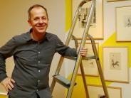 Edwin-Scharff-Museum: Ein Künstler blickt auf einen Künstler