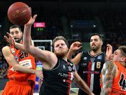 Basketball Ulm: Ulmer verlieren gegen Gießen.