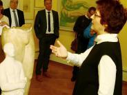 Start: Im Edwin-Scharff-Museum ist vieles neu