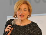 Neu-Ulm: Julia Klöckner spricht über Werte der CDU