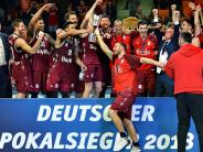 Basketball Pokal Top Four: Bayern München gewinnt den deutschen Pokal 2018