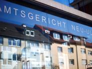 Neu-Ulm: Klinik statt Knast: 25-Jähriger bekommt letzte Chance