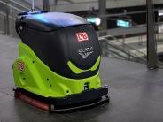 Ulm: Ulmer Roboter putzen jetzt Bahnhöfe