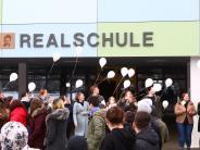 Neu-Ulm: Luftballons gegen das Vergessen