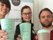 Ulm: Einheitlicher Mehrwegbecher soll Müllberge vermeiden