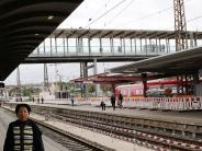 Ulm: Hauptbahnhof ist eine Woche lang dicht