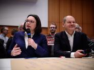 Kommentar: Die SPD-Spitze sollte sich nicht zu früh freuen