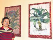 Ausstellung: Von Hyazinthus und Aloe Americana