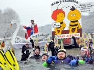 Donauschwimmen in Neuburg: Es gibt nur ein Original