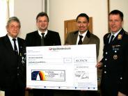 Kriegsgräberfürsorge: Über 43000 Euro gesammelt