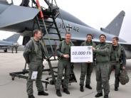 Bundeswehr: 10000 Stunden im Eurofighter