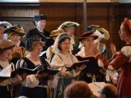 Schloßfest I: Das alte Liebeslied