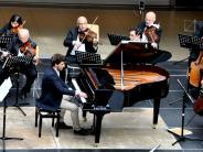 Konzert: Präzision auf den Tasten