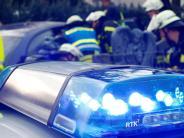 Kinding: Auffahrunfall fordert drei Verletzte