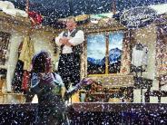 Oberhausen: Wetterkapriolen im Theater