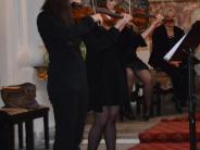 Konzert: Zum Geburtstag besondere Gäste