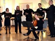 Konzert: Alte Musik, stilgerecht serviert