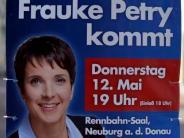 Neuburg: Ein Drahtseilakt