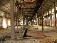 Baubeginn: Kunst-Halle
