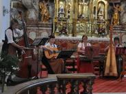 Neuburg: Saitenmusik füllt Studienkirche