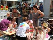 Neuburg: Ein himmelblaues Kinder-Wochenende