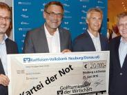 Neuburg an der Donau: Hilfe leisten in familiärer Atmosphäre