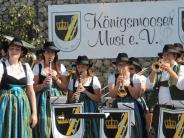 Obermaxfeld: Zum Geburtstag ein musikalischer Frühschoppen