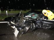 Im Raum Ingolstadt: Aquaplaning! Zehn Unfälle in nur 18 Stunden