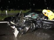 : Unfallserie im Regen