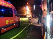 Neuburg an der Donau: Angst vor dem Feuerteufel: Anwohner in Neuburg sind verunsichert
