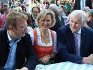 Ingolstadt: Die Ingolstädter CSU in Feierlaune