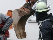Tragischer Unfall bei Denkendorf: 51-Jähriger verschüttet - tot