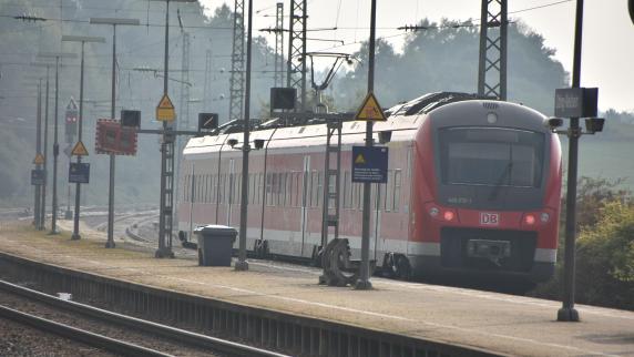 Amstetten BW - Zugbegleiterin tödlich verunglückt